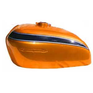 motorcycle fuel tank